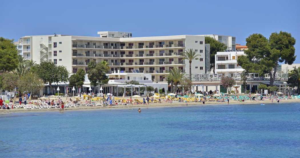 Alojamientos en ibiza playa es cana - Apartamentos santa eulalia ibiza ...