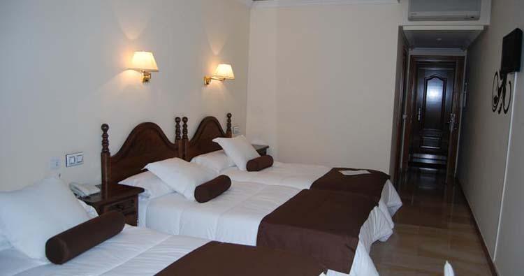 hotel emperatriz iii en salamanca