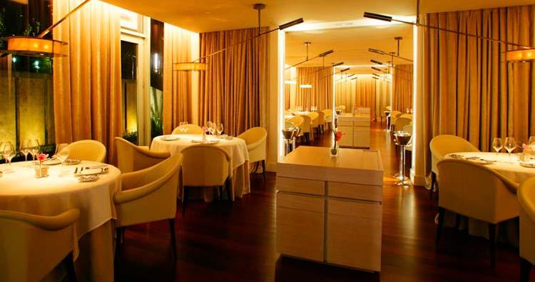 Abac restaurant hotel barcelona gl monumento - Restaurant abac barcelona ...