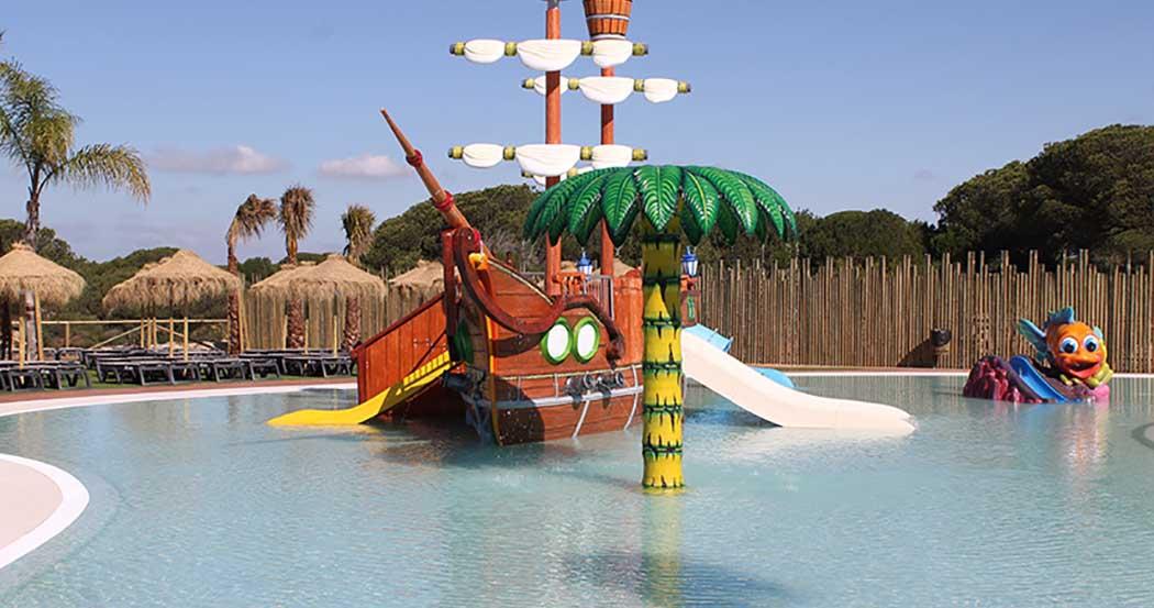 Ohtels mazagon for Hoteles en huelva capital con piscina