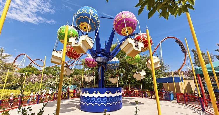 DVACACIONEScom PortAventura Park Day - Port aventura billet