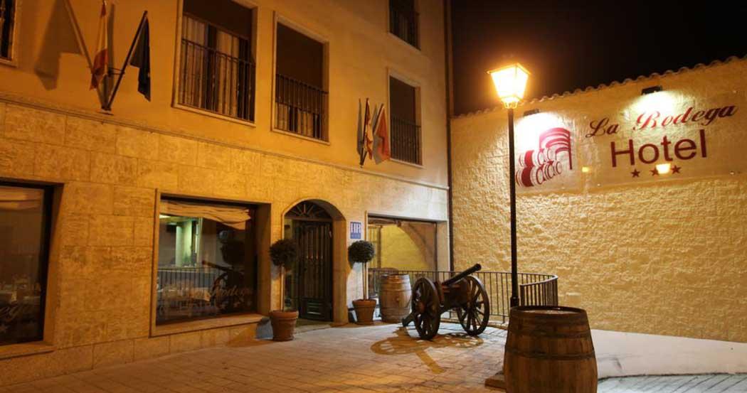 La bodega hotel for Hotel la bodega