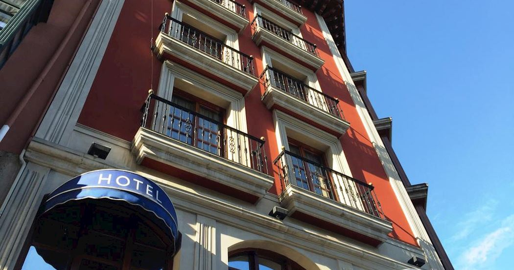 475727b0ecd8 Sercotel Arenal Bilbao - Alojamientos en BILBAO