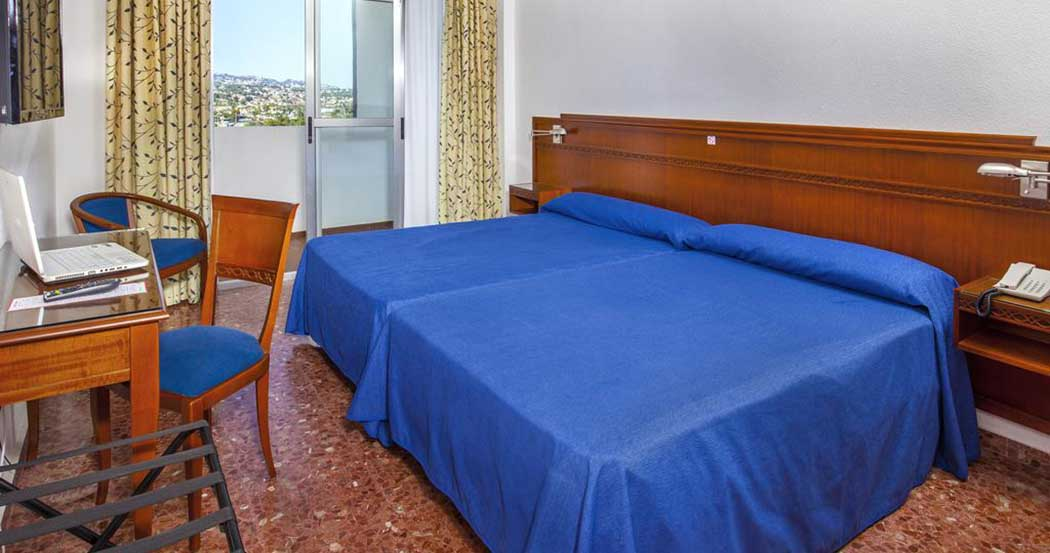 Hotel port europa for Hotel europa calpe