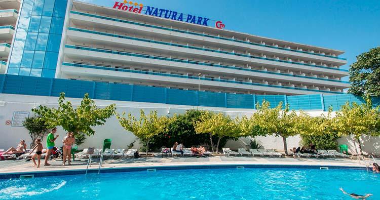Hotel Natura Park De Comarruga