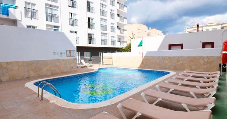 Formentera i for Alojamiento formentera